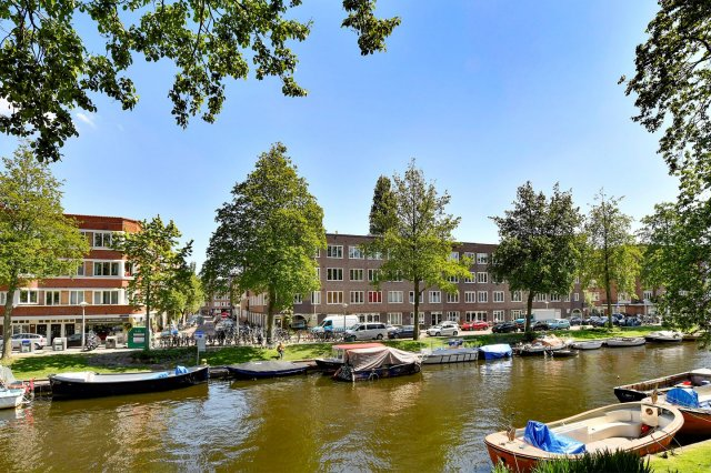 iQ Makelaars Amsterdam, Admiralengracht